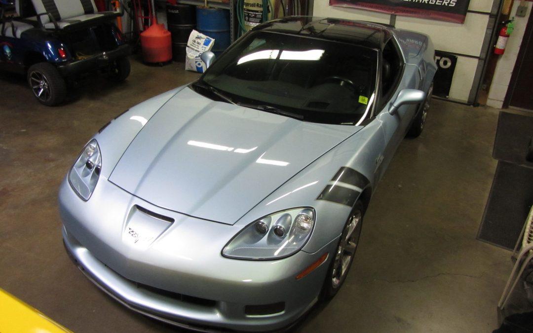 Skip's Corvette Performance Upgrade