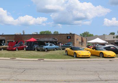 Corvette Appreciation Party