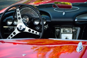 1959 Chrevolet Corvette Dashboard