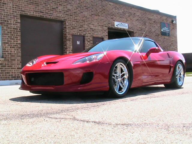 C6 Corvette Customization