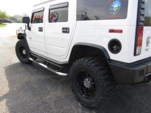 hummer performance