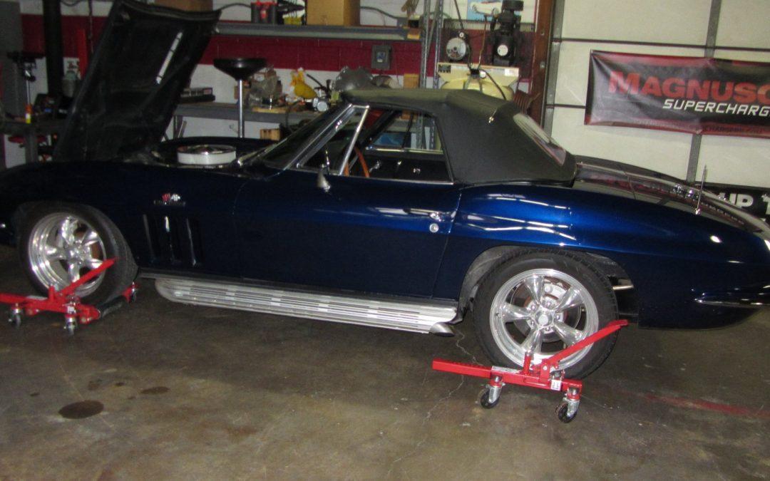 '66 Corvette Ragtop