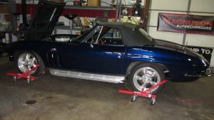 1966 Corvette Ragtop