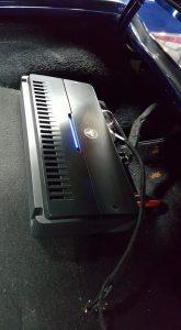 Bluetooth audio installation