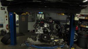 new corvette engine build