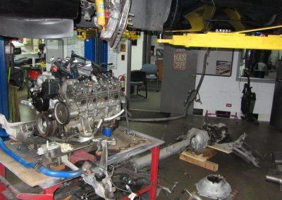 ZO6 engine rebuild