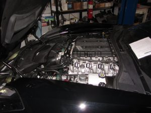 2007 corvette customization