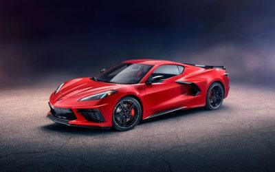 The New 2020 C8 Corvette