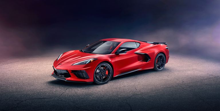 The New 2020 C8 Corvette