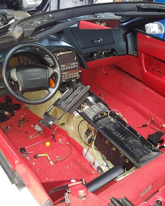 1990 Corvette Repair