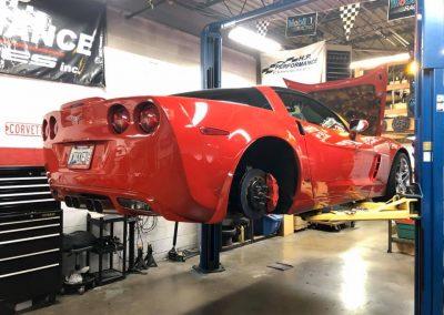 corvette torque repair