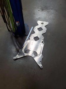 American Racing Full Header System