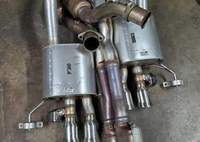 Borla Atak switchable exhaust