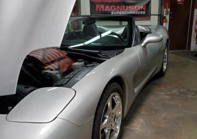 C5 Corvette customization shop