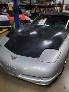 Corvette Carravaggio Hood