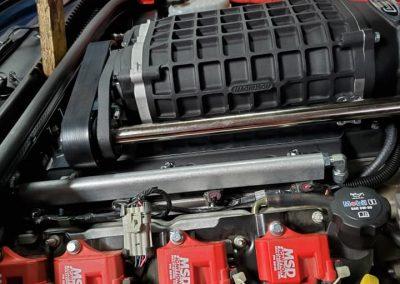 Magnuson Supercharger Corvette