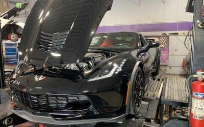 2019 Grand Sport Supercharged