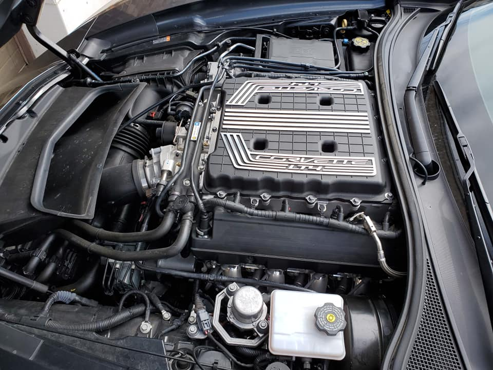 Corvette supercharger installation ilinois