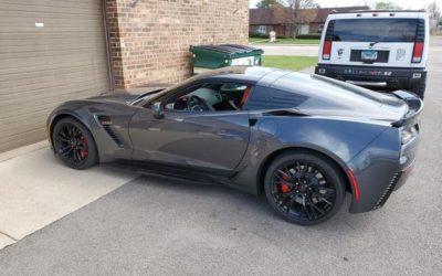 Corvette ZO6 Upgrades Galore
