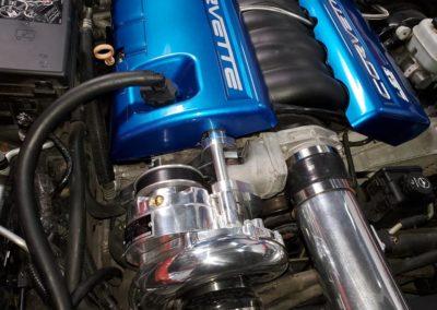 Corvette SuperCharger Installation